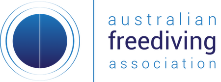 Australian Freediving Association Retina Logo